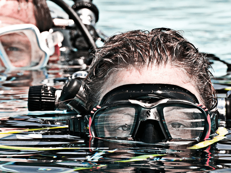 PADI and TDI Technical diver courses int he Philippines