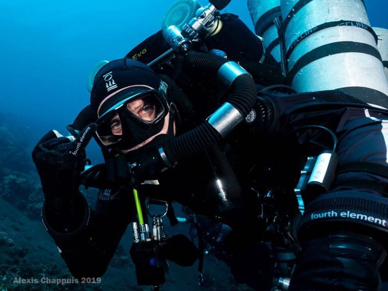 TDI Closed Circuit Rebreather Courses (CCR) in the Philippines