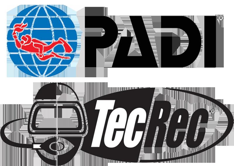 PADI Tec Rec Dive Center
