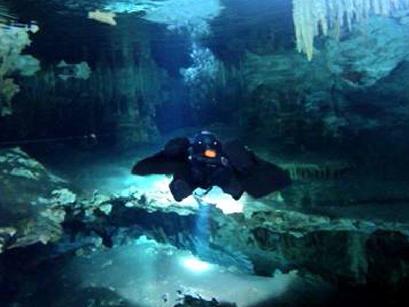 TDI cave courses Philippines